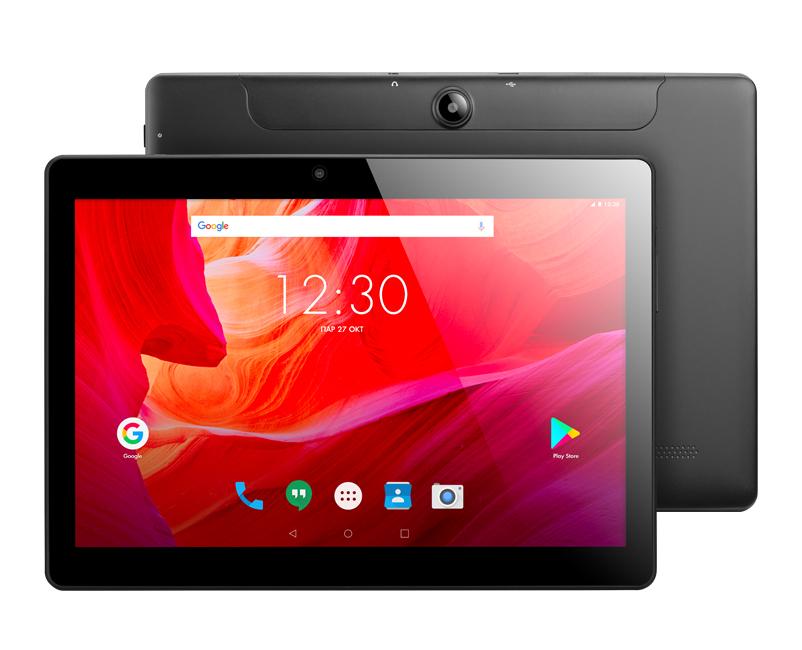 """Tablet Turbo-X Fire 2GB 10.1"""" 4G"""