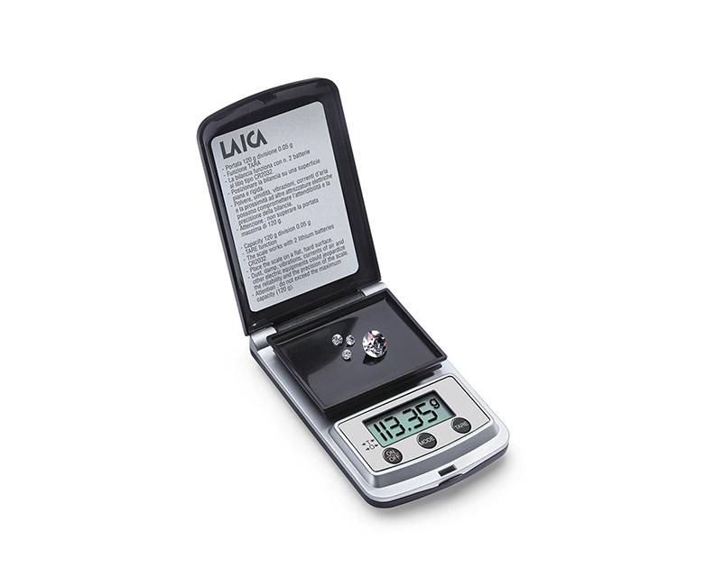 ζυγαριά τσέπης Laica