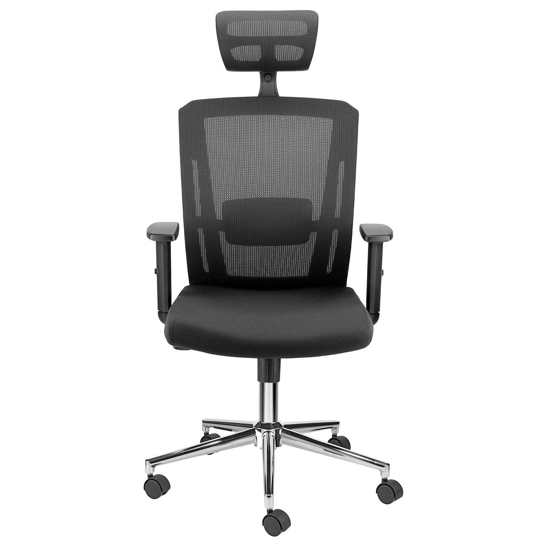 @Work Καρέκλα Γραφείου Top II Μαύρη