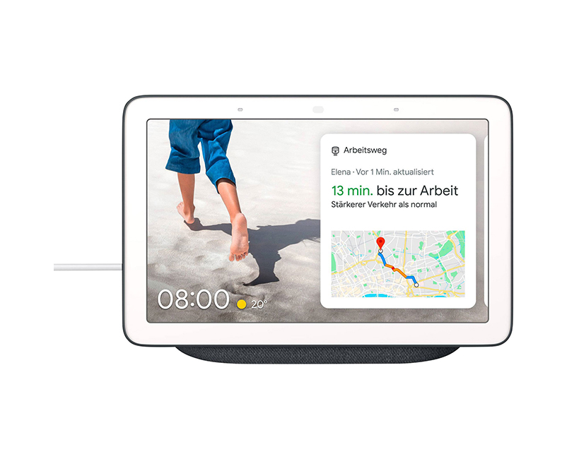 Google Nest Hub Black