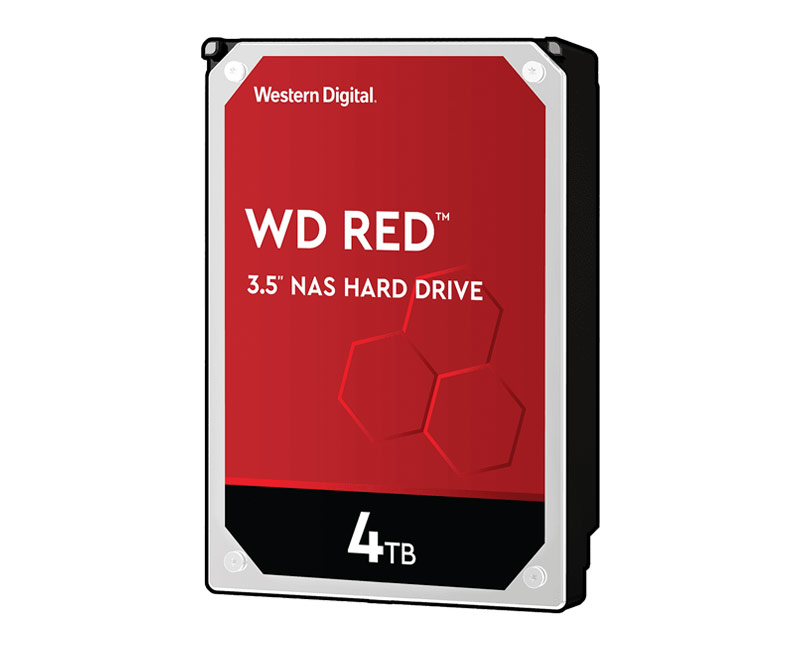 WD Red 4TB HDD 3.5