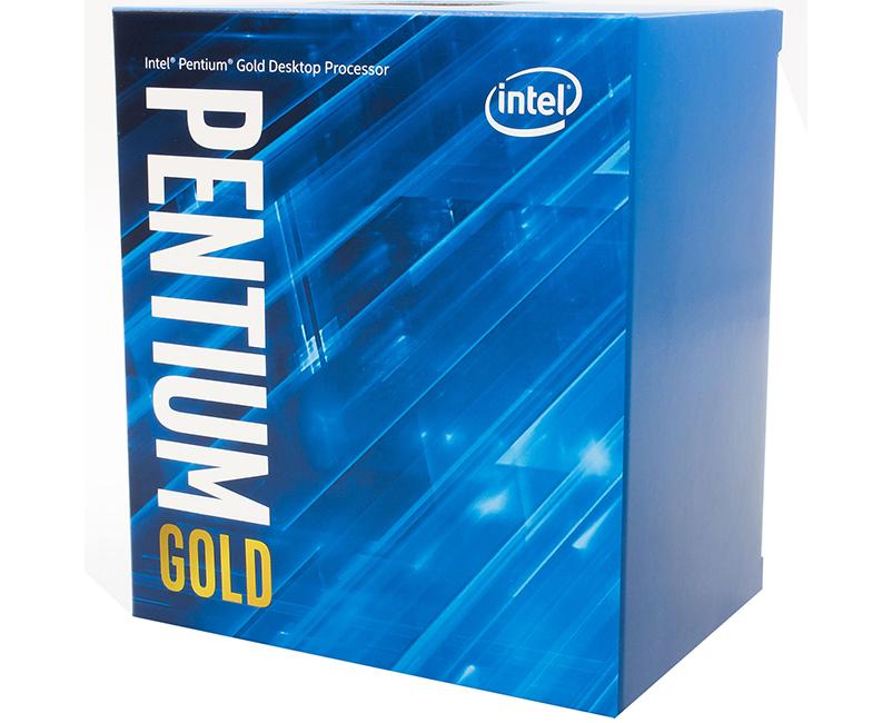 Intel Pentium G6400 LGA1200