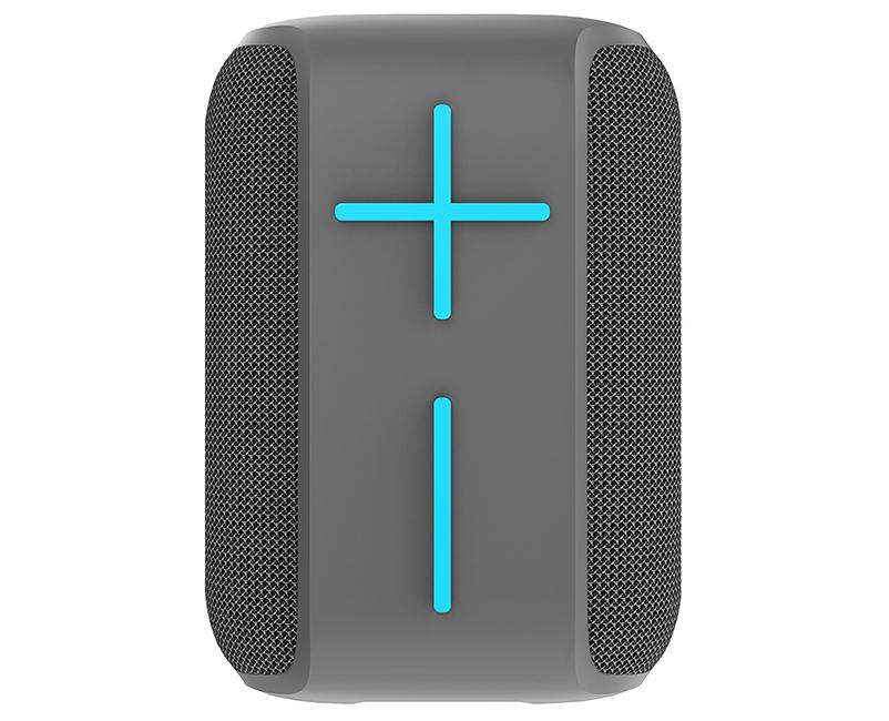 Turbo-X Bluetooth Cube Blue