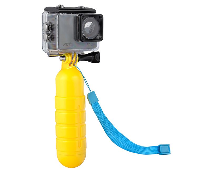 Sentio Floating HandGrip Bobber YellowΙΙ