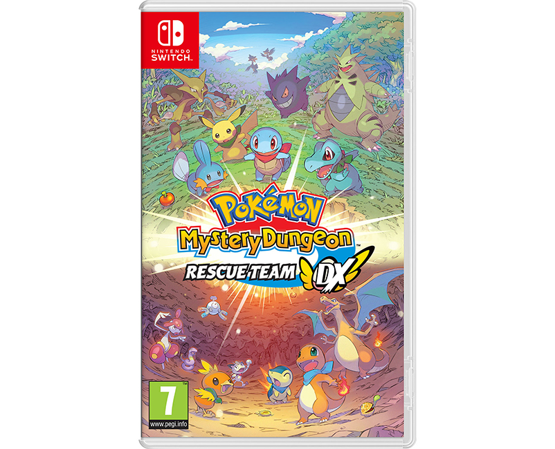 Nintendo Switch Pokemon Mystery Dung Res