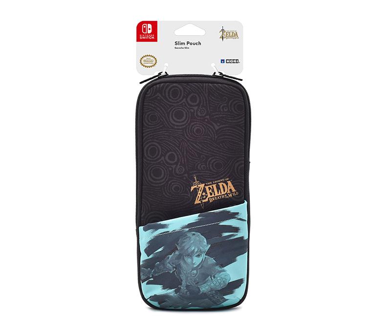 Hori Zelda Breath ofthe Wild Slim Pouch