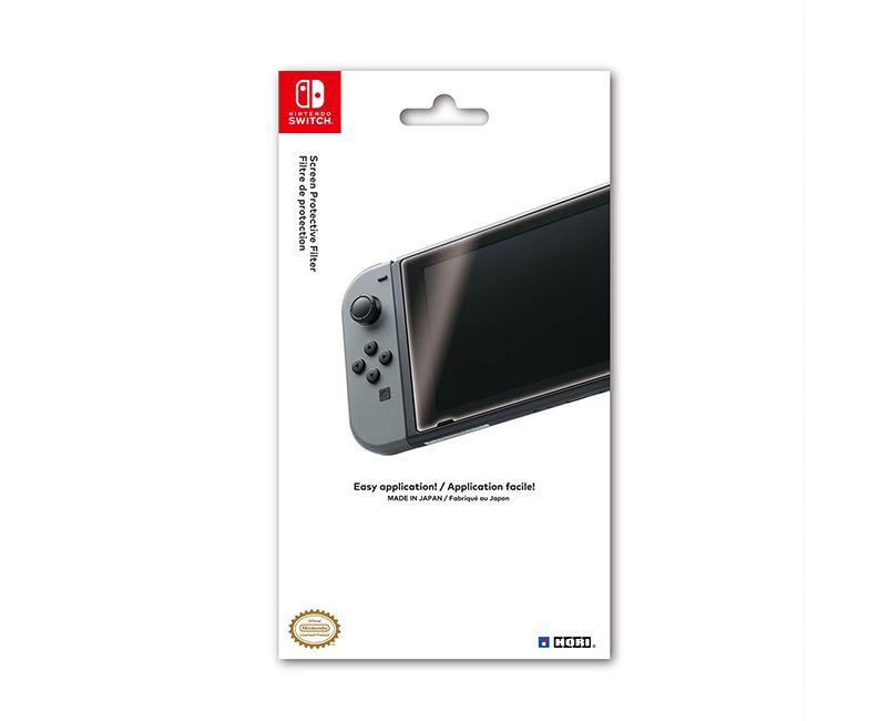 Hori Screen Protective Filter NintendoSw