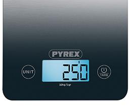 Pyrex Ζυγαριά Κουζίνας SB-710 P Ombre