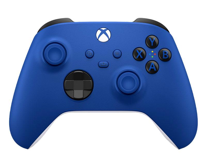 Xbox Wireless Controller Shock Blue