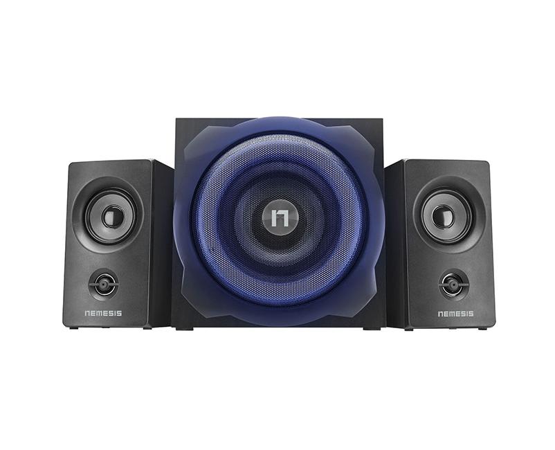2.1 Speakers Turbo-X Nemesis
