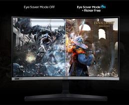 Eye Saver & Flicker Free
