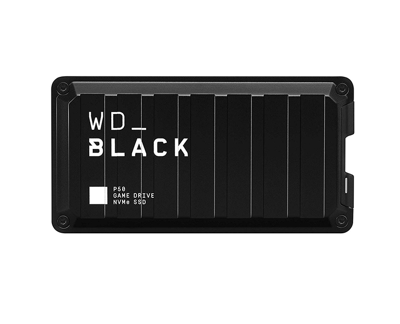 Ext. SSD WD P50 Black Game Drive 500GB