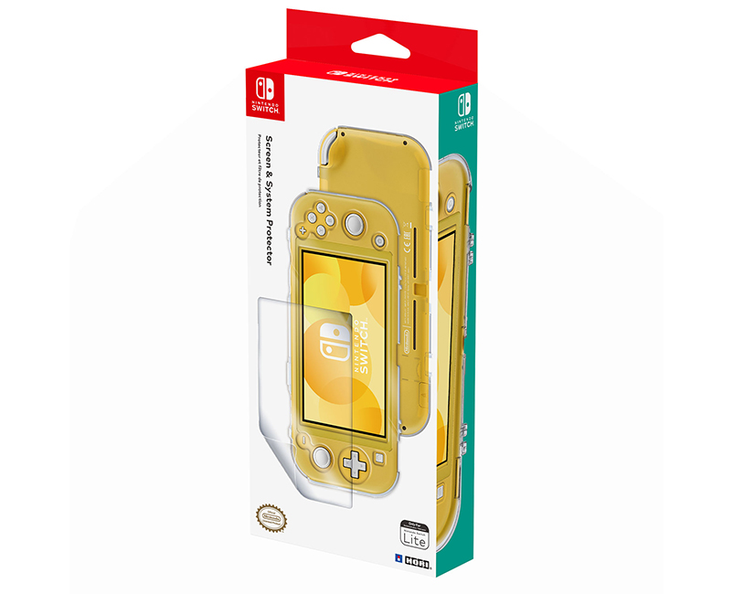 Switch Lite Screen & System Protector