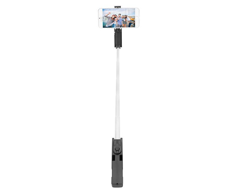 Sentio Selfie Stick Bluetooth Rotating