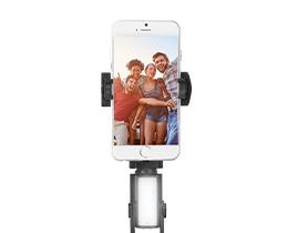 Sentio Selfie Stick Bluetooth Kit