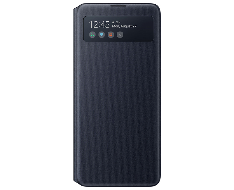 Samsung S View Wallet Cover Note 10 Li B