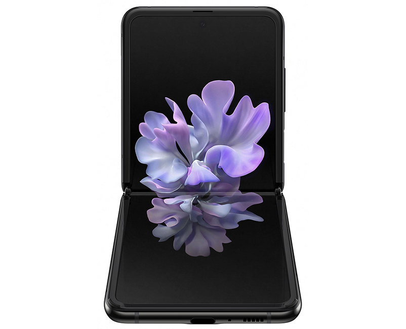 Samsung Galaxy Flip Z 256GB Μαύρο