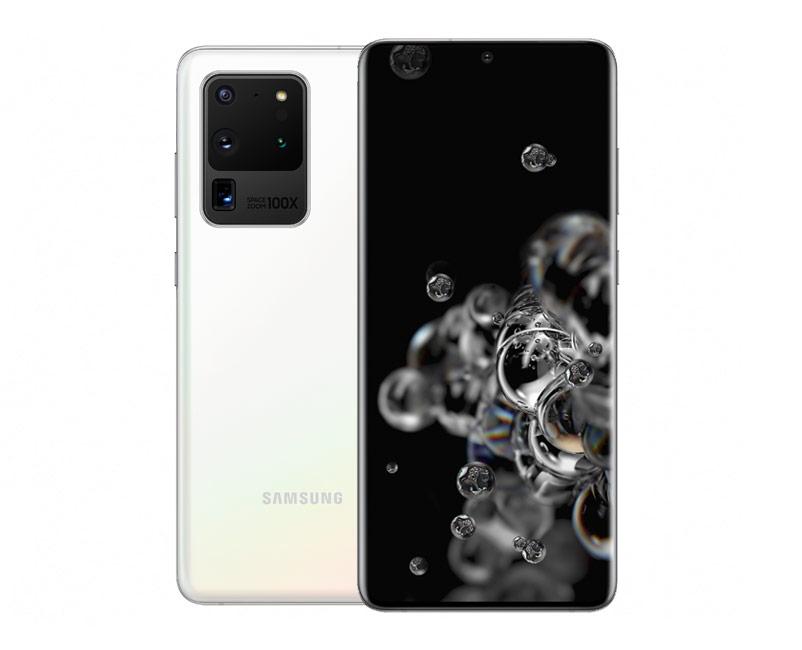 Galaxy S20 Ultra 128GB 5G White