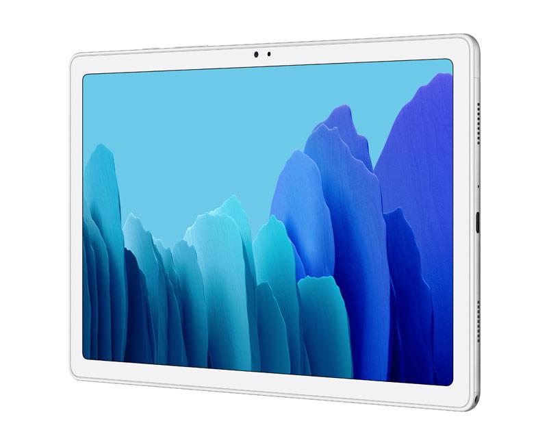 "Galaxy Tab A7 4G Tablet 10.4"" SLV"