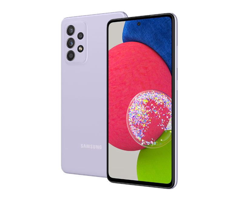 Samsung Galaxy A52s 128GB Light Violet
